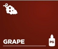 Grape E-Liquid in Earth