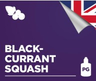Blackcurrent Squash in Earth